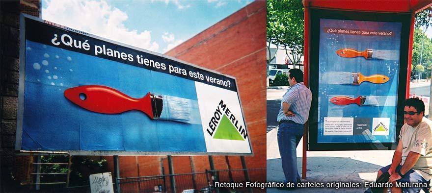 Artepixelado retoque fotogr fico ilustraci n digital y 3d - Marquesinas leroy merlin ...